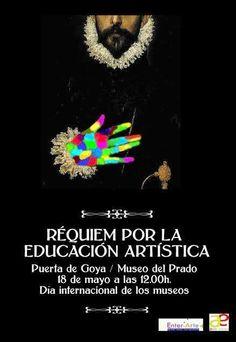 MareaVerde: 18-5-14: Réquiem por la Educación Artística (12:00...