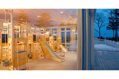 Kid-Friendly Homes | Kid-Friendly Home Design | Fun Homes  Wow - what kid wouldn't love this!?
