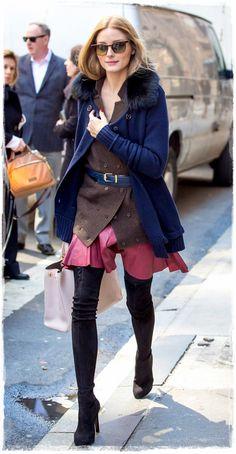 Olivia Palermo Street Style Snapshot - Inspire Your Most Stylish Winter