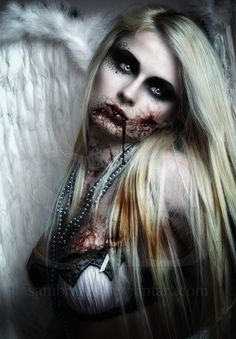 My Bloody Angel by Sam Briggs on @deviantART