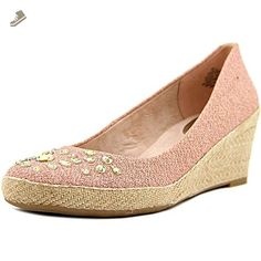 8706cb39bad Easy Spirit Kalijo Women US 8 Pink Wedge Heel - Easy spirit pumps for women  (