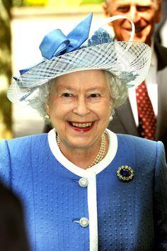 Queen Elizabeth II - Queen Elizabeth II's Historic Visit To Ireland - Day Three 2 15 14 God Save The Queen, Hm The Queen, Royal Queen, Her Majesty The Queen, Princess Margaret, Princess Diana, Queen Hat, Royal Uk, Women Accessories