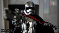Image result for captain phasma Gwendolyn Christie, Star Wars Vii, Cosplay Costumes, Behind The Scenes, Mystery, Darth Vader, Stars, Image, Fictional Characters