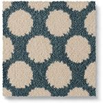 The Quirky Dotty Duck Egg Runner is a gorgeous shade of blue in a classic pattern, making for a memorable and luxurious choice of flooring. Stair Art, Alternative Flooring, Carpet Stairs, Weaving Art, Carpet Runner, How To Memorize Things, Kids Rugs, Wool, Runners