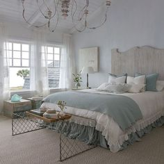 By far the simplest way to incorporate a fresh, trendy look into a bedroom - regardless of the current colour scheme - is with bedding.