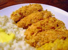weight watchers oven fried chicken