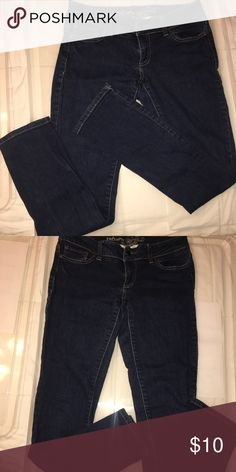 Dark Blue Skinny Jeans Dark Blue Skinny Jeans refuge Jeans Skinny