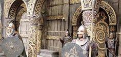 golden hall of meduseld - Google Search