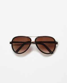 COPPER ARMS AND DETAIL SUNGLASSES