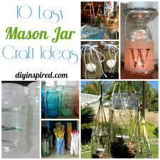 Recycle Mason Jar
