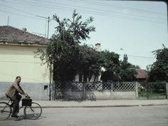 """Romania as captured through the lens of an U. """"Elie Wiesel's boyhood home in Sighet. Elie Wiesel, Bucharest, Socialism, Romania, Sidewalk, Lens, Side Walkway, Walkway, Klance"""
