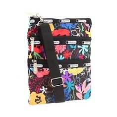 have had one for years! need #2 LeSportsac Kasey Cross-Body - Lush