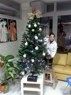 Il nostro albero di Natale!! :)