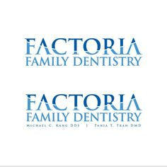 Distinctive logo for family dental office by vital.art