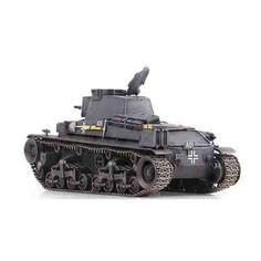 "Armored Car Tank Military Model 1/35 ""German Light Tank Pz.Kpfw"" #13280"
