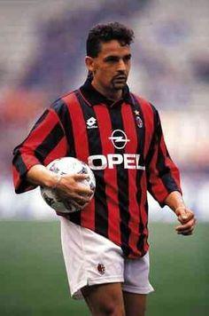 Roberto Baggio - Milan 95/97