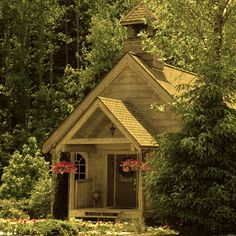 With alterations could be cute cottage home