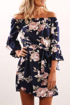 US Women Summer Casual Long Sleeve Evening Party Cocktail Beach Short Mini Dress | eBay