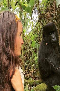 "Kigali, Rwanda - taneallly ""Gorilla trekking in Rwanda"""