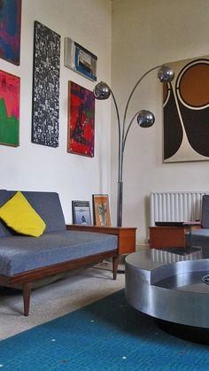 Colourful Interior: Pippa Kahn
