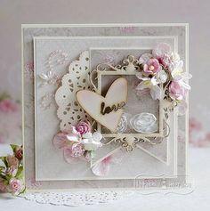 romantyczna walentynka  http://www.hurt.scrap.com.pl/zestaw-ramek-duza-podwojna-i-dwie-male.html http://www.hurt.scrap.com.pl/tekturki-serca-z-napisem-love-4szt.html