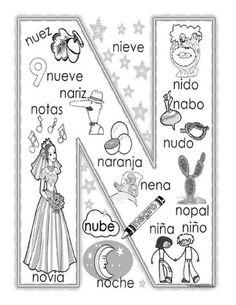 It's easy to learn Spanish if you begin with the basics. Middle School Spanish, Elementary Spanish, Name Activities, Kindergarten Activities, Spanish Teacher, Spanish Classroom, Spanish Language Learning, Teaching Spanish, Spanish Posters