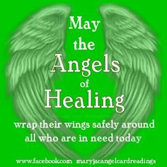Angels of healing