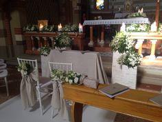 Matrimonio nella chiesa di Rezzanello