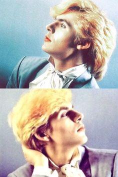 Nick Rhodes. Duran Duran Era, 1981.