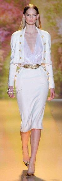 Houte couture spring 2014 Zahair Murai