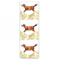 All our magnetic bookmarks measure x x x designed to clasp the page rather than mark it they make a perefct gift with a nice twist. Magnetic Bookmarks, Magnets, Scooby Doo, Fox, Pets, Design, Foxes, Animals And Pets