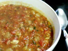 Manhattan Clam Chowder   Recipe   Bacon, Dr. oz and Soups