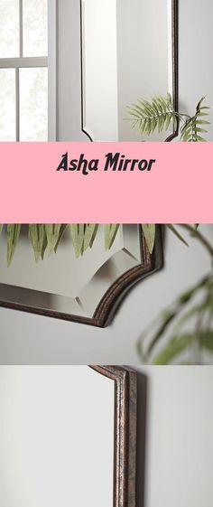 Asha Mirror - #mirror Mirror Mirror, Room Decor, Decoration, Dekoration, Home Decor, Decorating, Room Decorations, Decor Room, Deco