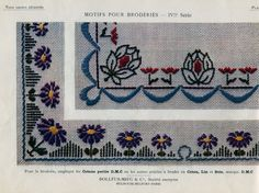 Gallery.ru / Фото #9 - DMC_Motifs_pour_broderie - vimiand