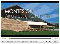 Video of Montes Winery: Feng Shui Design & Fine Dining - Colchagua Valley, Chile | Wine Enthusiast - 2013 [http://bcove.me/j31l24z2]