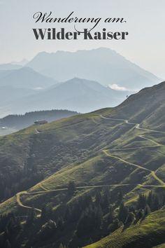 Wilder Kaiser, Bergen, Mountains, Outdoor, Nature, Travel, Europe, Hiking Trails, Waterfall