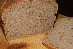 Chléb z domácí pekárny - Recepty.cz - On-line kuchařka Kefir, Banana Bread, Pancakes, Pizza, Menu, Desserts, Food, Fitness, Menu Board Design