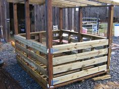 Image result for Homemade Horse Feeders Hay