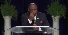 The Prophetic, Apostolic Message by Dr. Myles Munroe @ World Conference ...
