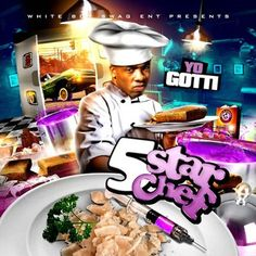 Yo Gotti can serve a mean dish.  He know you gotta have the Arm & Hammer in the kitchen along with a syringe to inject some down-home goodness.