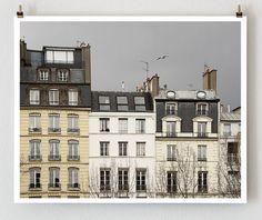 lovely gray day in France.