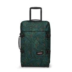 Carry on sized for most airlines, with compact double deck compartments Height: 51 cm, width: cm, depth: 23 cm Made for the road from 100 percent polyester fabric Luggage Deals, Luggage Brands, 4 Wheel Suitcase, Hand Luggage Suitcase, Childrens Luggage, Carry On Size, Trolley Case, Bags