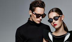 High Fashion + High Tech = Bawsome 3D Printed Sunglasses http://3dprint.com/37276/bawsome-custom-sunglasses/