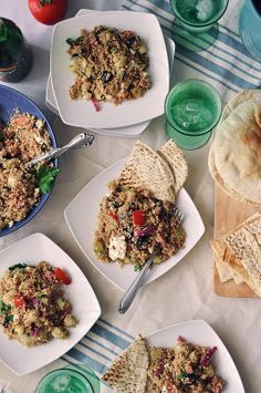 Mediterranean Couscous Salad | The Candid Appetite