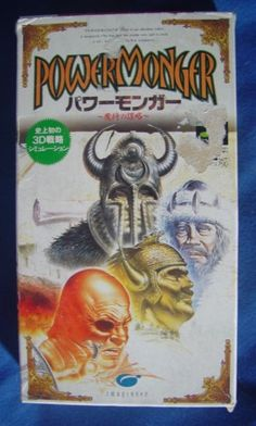 #SuperFamicom :  Power Monger ( Imagineer ) http://www.japanstuff.biz/ CLICK THE FOLLOWING LINK TO BUY IT ( IF STILL AVAILABLE ) http://www.delcampe.net/page/item/id,0377292427,language,E.html