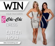 #win £100 to spend on www.chichiclothing.com - just click the image!