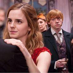 #lovelove #ronweasley #hermionegranger #magic #beauty #harrypotter #ilikehermione #ronlovehermione