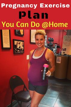 I need pregnancy workout plan I can do at home.  This is great.  Tons of exercises, workouts and all safe for pregnancy.  Im trying this!  http://michellemariefit.com/pregnancy-exercise-plan-you-can-do-from-home/