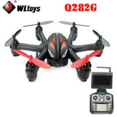 >> Click to Buy << WLtoys Q282G 5.8G FPV With 2.0MP Camera 6-Axis RC Hexacopter RTF #Affiliate