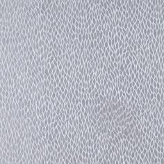 Silver Small Leaves Poly Jacquard Fabric by the Yard | Mood Fabrics